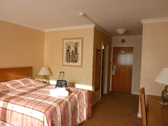 Best Western Tiverton Hotel: room