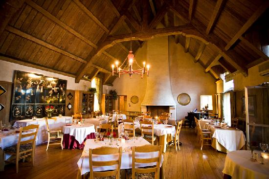 The French Manor Inn and Spa: Enjoy an elegant dining experience in our 4-diamond restaurant