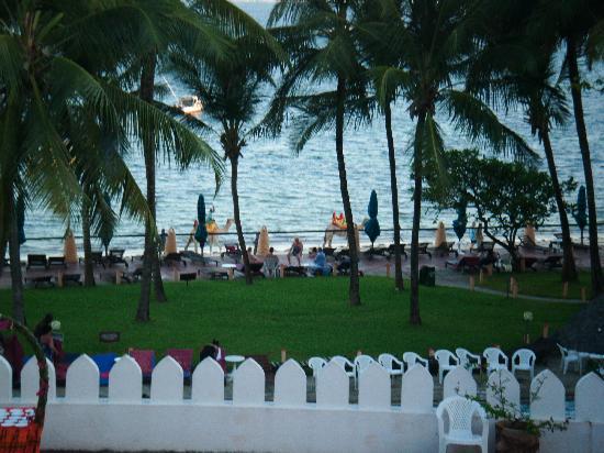 Bamburi Beach Hotel: view from room 322