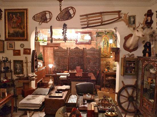 Foto de hq antiguedades y coleccionables torre n oficina for Antiguedades de oficina