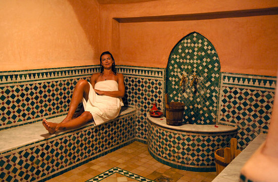 Private Agadir Hammam Massage: hammam 2