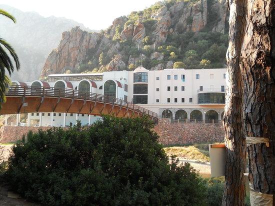 Santa Maria Coghinas, Itália: La struttura