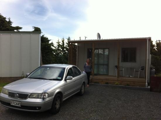 Martinborough TOP 10 Holiday Park: our cute little cabin