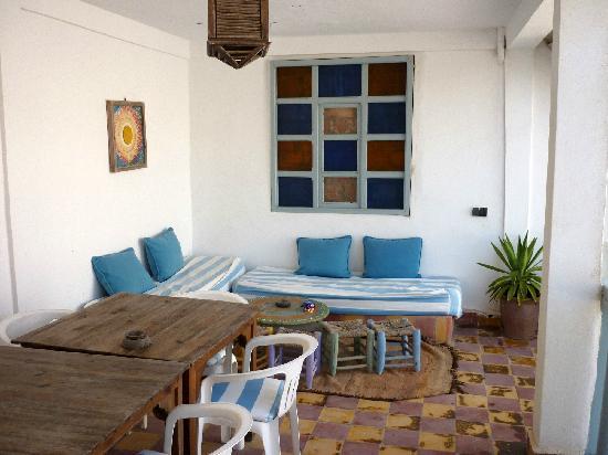 Riad Dar Latifa: Terrasse du 3ème