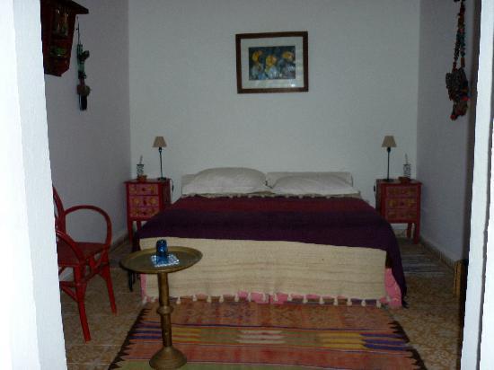 Riad Dar Latifa: Une des chambre