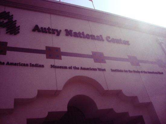 Autry Museum of the American West: museum front