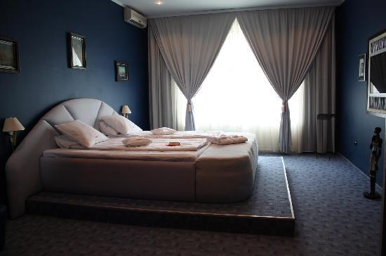 Atlantic Hotel: habitación