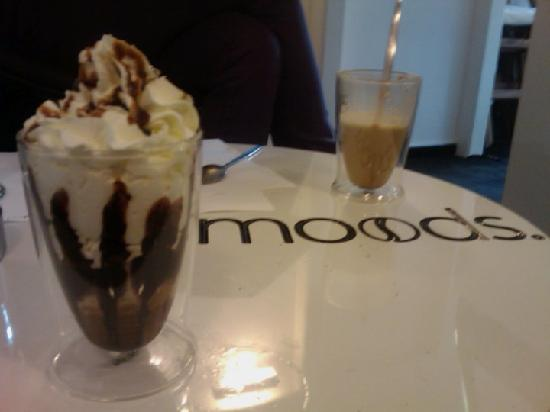 Moods Coffee Corner: This is what I had!:p