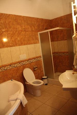 Hotel Casa Wagner: baño