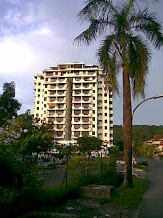 Langkawi's Sri Lagenda Tower