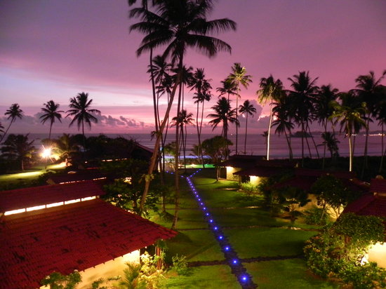 Weligama Bay Resort: Garden