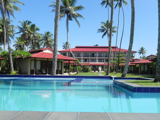 Weligama Bay Resort: Pool