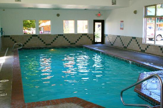 BEST WESTERN PLUS Hartford Lodge -  Sutherlin / Roseburg: Indoor Pool & Jacuzzi