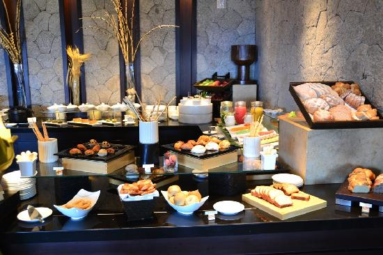 "Banyan Tree Cabo Marques: Delicious breakfast buffet at ""La Nao"""