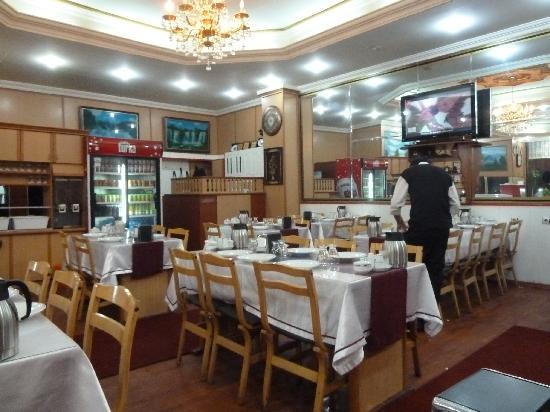 Vatan Lokantasi: interieur du restaurant