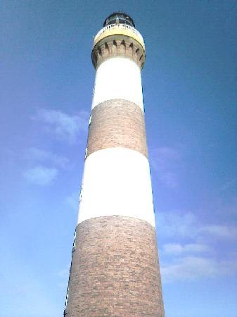 North Ronaldsay Lighthouse: The North Ronaldsey Lighthouse