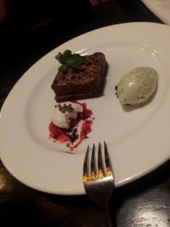 TAG Restaurante: Dessert!