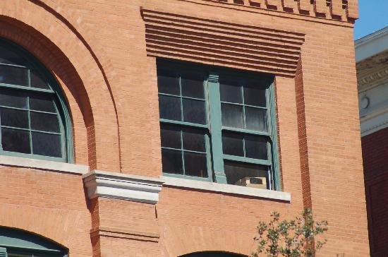 the window - Picture of The Sixth Floor Museum/Texas ...