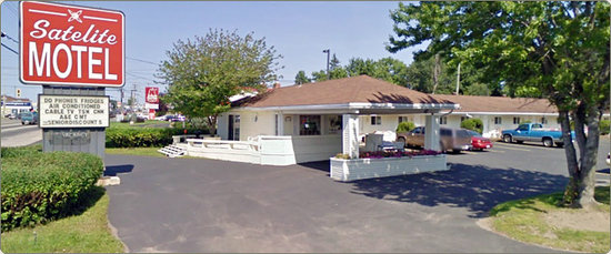 Satelite Motel Sault Ltd : Satelite Motel