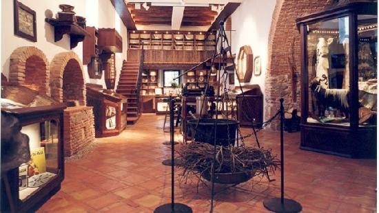 """Museo della Liquirizia """"Giorgio Amarelli"""": Inside Museum"""