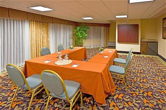 Holiday Inn Express Clearwater East - ICOT Center: Icot Meeting Room