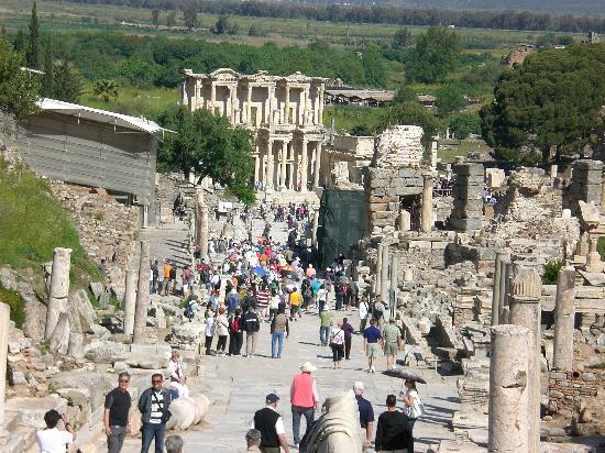 Ephesus Expert - Day Tours: Ephesus tour