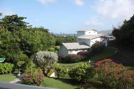 Siesta Hotel: View form the balcony