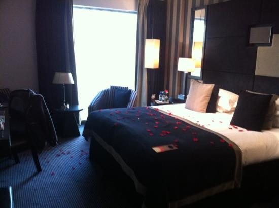 Malmaison Liverpool: our room