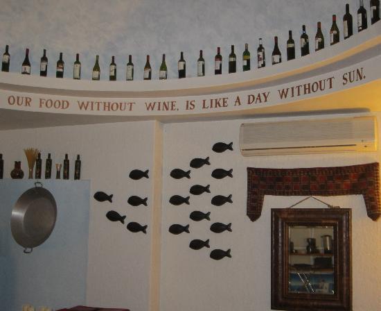 APOSTOLIS : Restaurant interior