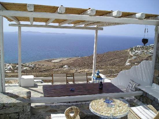 Mykonos, Greece: TERRASE