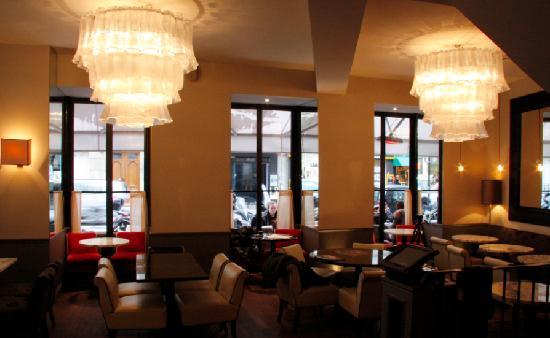 Cafe Baci: le restaurant