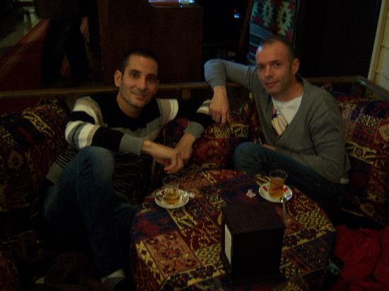 Vuslat Grill & Restaurant : Muy cómodo