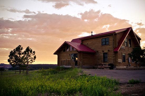 Zion Mountain Ranch : Grand Lodge