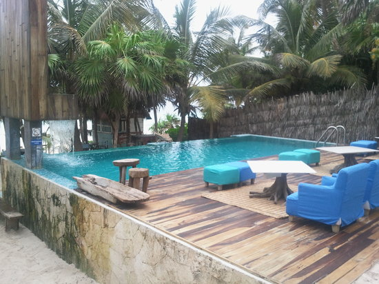 Be Tulum Hotel: Pool