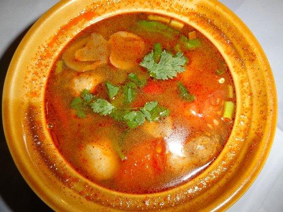 Supan's Restaurant : soepje!!!