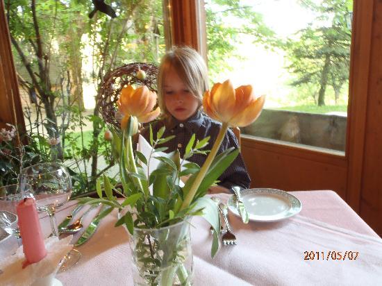 Hotel Schwarzwaldgasthof Rossle : Restaurant