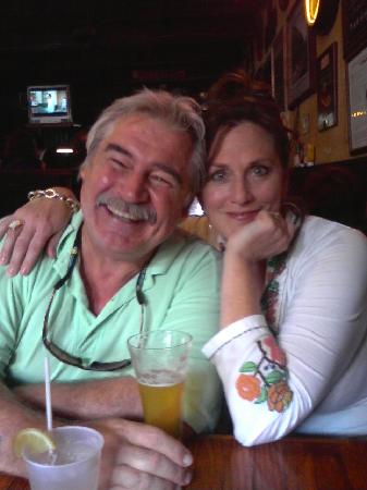 Blue Marlin Cafe: We are thinking of you - Greg and Sherrie