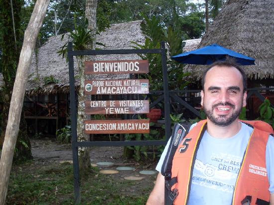 Kolombiya: amacayacu
