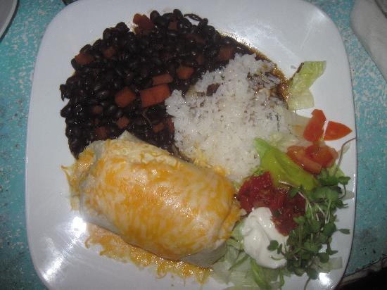 Casa La Lanchita: Barefoot Bistro dinner... yum!