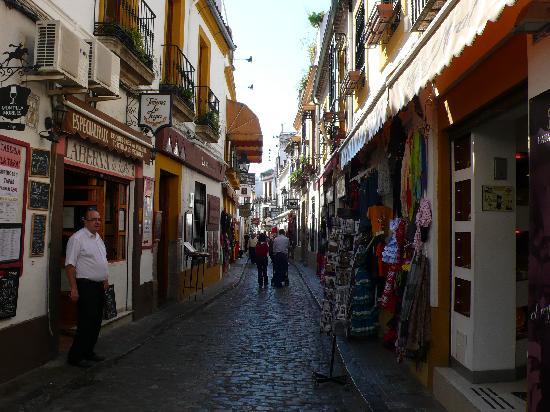 Jewish Quarter (Juderia): Calle Deanes
