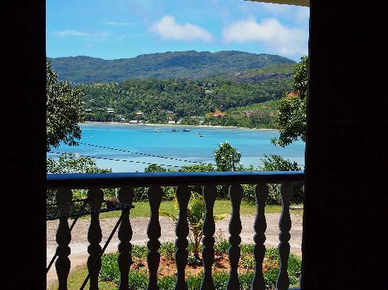 La Residence Villas & Studios: View from room 5 balcony