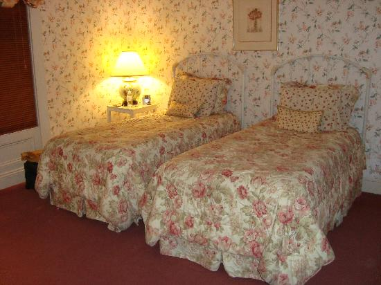 Spring Street Inn: Twin Room