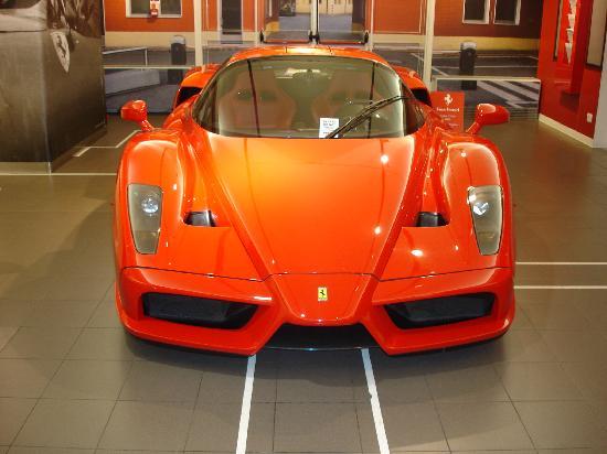 Museo Ferrari: foto museo 1