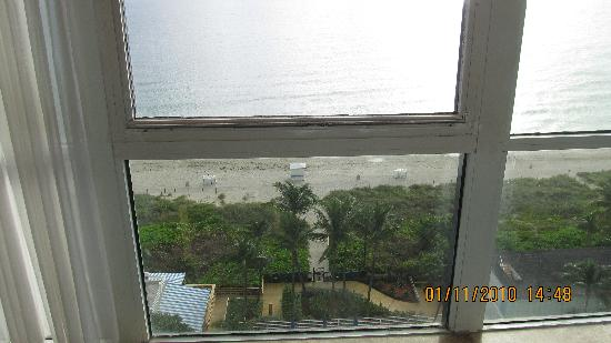 window repair miami jerry's miami beach resort and spa bad repair job on window ocean view picture of
