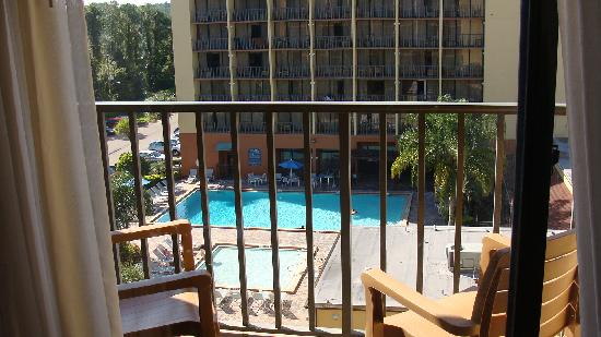 Holiday Inn Orlando SW - Celebration Area: Room with a View