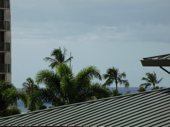 Lanai View Picture Of Wyndham At Waikiki Beach Walk Honolulu Tripadvisor
