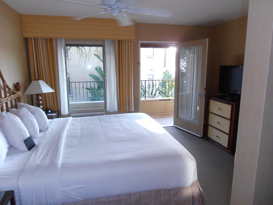 Best Western Plus Island Palms Hotel & Marina: sweet suite