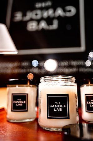 The Candle Lab: Our 8oz soy candles will burn evenly and cleanly for up to 60 hours