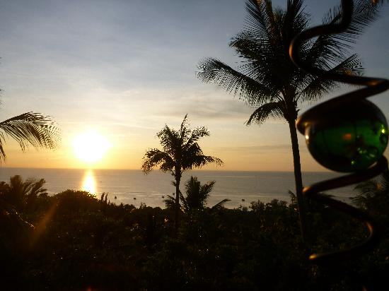 Koh Tao Star Villa: Beautiful sunsets