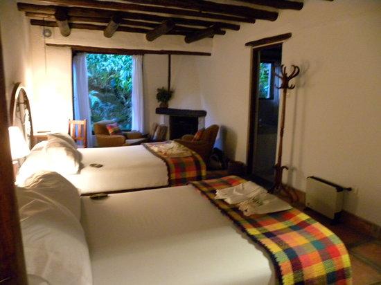 Inkaterra Machu Picchu Pueblo Hotel: our room